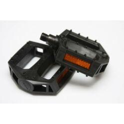 Union SP-400 műanyag platform pedál, fekete