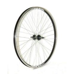 Remerx - Trinity 26-os (559 mm) MTB hátsó kerék, csavaros tengellyel, menetes racsnihoz, fekete