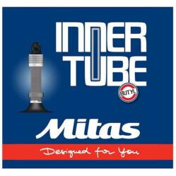 Mitas (Rubena) 12 x 1,5-2,1 (37/54-203) belső gumi, DV26 (26 mm hosszú szeleppel, dunlop)