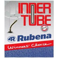 Mitas (Rubena)  8 x 1 1/4 (32-137) belső gumi 45/45 fokos hajlított szeleppel, autós