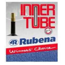 Rubena 16 x 2,1-2,5 (54/62-305) belső gumi 40 mm hosszú szeleppel, autós