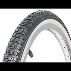 Vee Rubber VRB025 16 x 1,75 (47-305) külső gumi, fehér oldalfalú, 480g