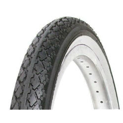Vee Rubber VRB208 20 x 1,75 (47-406) külső gumi, fehér oldalfalú, 620g