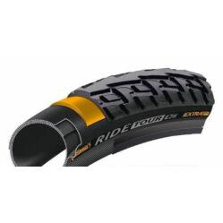Continental Ride Tour 26 x 1 1/2 (54-584) külső gumi, defektvédett (Extra Puncture Belt), drótperemes, reflexcsíkos, 940g