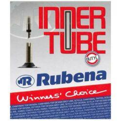 Rubena 27 x 1 1/4 (25/37-609/630) retró belső gumi 26 mm hosszú szeleppel, dunlop