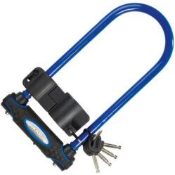 Master Lock U-lakat 210 x 110 x 13 mm, kék