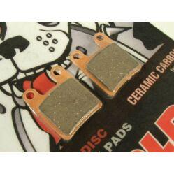 Gold Fren 831AD Hope 2 piston tárcsafék betét