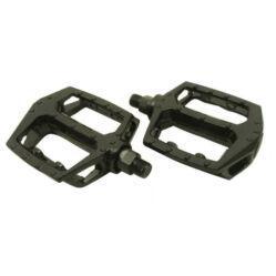 Altrix Basic BMX platform pedál, alumínium, fekete