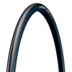 Michelin Dynamic Sport 622-23 (700x23c) külső gumi, kék oldalfalú, 30TPI, 290g