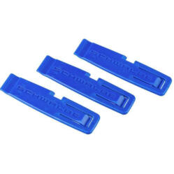 Schwalbe műanyag gumileszedő készlet, 3 db, kék