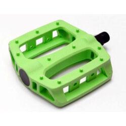 Spyral Solid NYC műanyag platform pedál, zöld