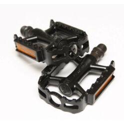 Spyral Start alu keretes aluminuim pedál, ipari siklócsapággyal, fekete