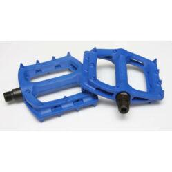Tioga Surefoot műanyag platform pedál, kék