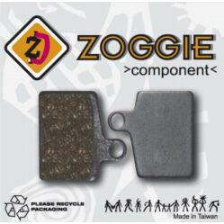 Zoggie fékbetét Hayes Ryde tárcsafékhez, acél alap - organikus pofa