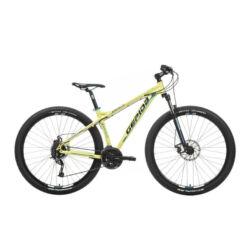 Gepida Sirmium alu 29-es MTB kerékpár, 24s, 19 col, matt sárga