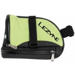 Lezyne L-Caddy nyeregtáska 1 liter, fekete-zöld