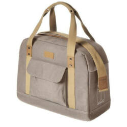 Basil Portland Women táska csomagtartóra, 19L, világosbarna