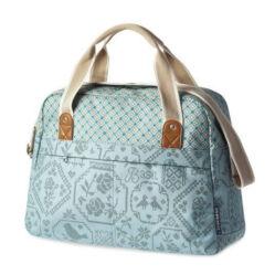 Basil Boheme Carry All egy részes táska csomagtartóra, 18L, világoskék