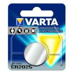 Varta CR2025 Lithium gombelem, 1 db