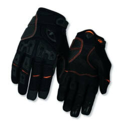 Giro Remedy hosszú ujjú kerékpáros férfi kesztyű, fekete, L-es