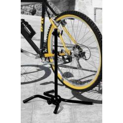 Velotech földön álló kerékpártartó, állítható