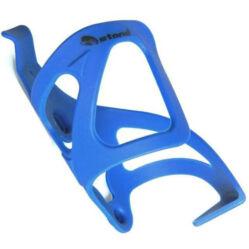 Ostand oldalról nyitott kulacstartó, jobbos, műanyag, kék