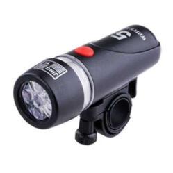 Jing Yi JY-808 5 LED első lámpa, elemek nélkül