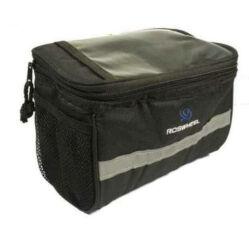 Roswheel kormányra szerelhető, térképtartós táska 3,6L, fekete