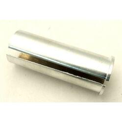 Altrix nyeregcső adapter 27,2 - 31,6 mm, ezüst