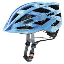 Uvex I-VO CC unisex bukósisak, 52-57 cm, matt kék