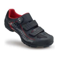 Specialized Comp MTB kerékpáros cipő, fekete-piros, 39-es