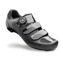 Specialized Audax Road országúti kerékpáros cipő, fekete, 42-es