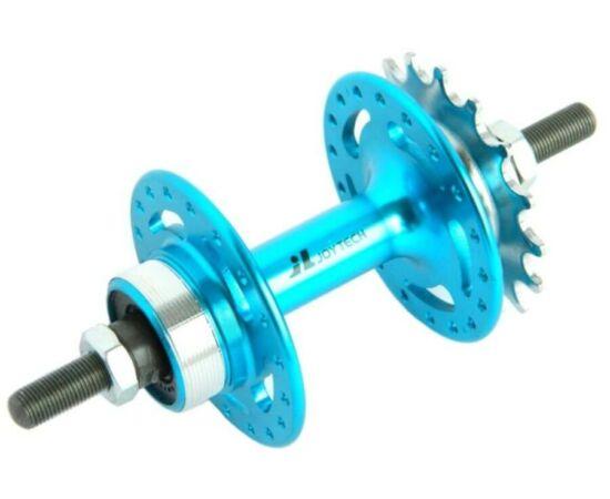 Joytech menetes pálya - fixi kerékpár hátsó agy, Kék