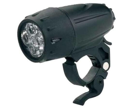 Velotech 5 LED-es első lámpa