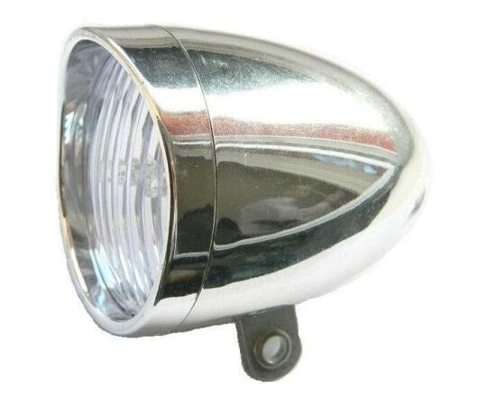 Velotech Retro 3 LED-es első lámpa