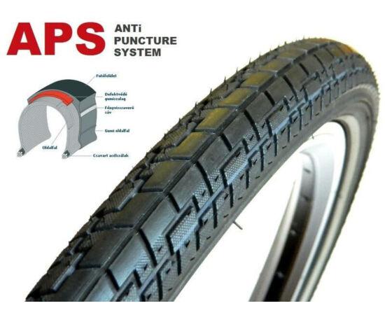 Deestone D1006 622-37 (700x35c) külső gumi, defektvédett (APS), reflexcsíkos
