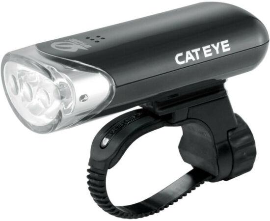Cateye HL-EL135 első lámpa 2 funkció/3 LED 120cd fekete