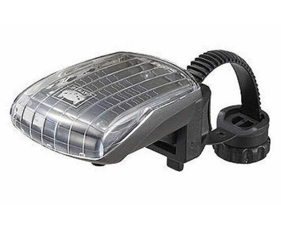 Cateye SL-LD210 Solar első lámpa napelemes