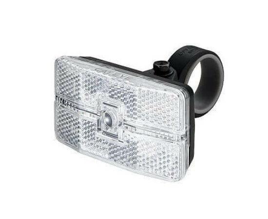 Cateye TL-LD570NF első lámpa, 5 LED-es, prizmás, alkonykapcsolós