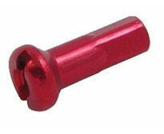 DT Swiss Light alumínium küllőanya, 12 x 2,0 mm, piros