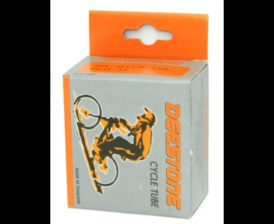 Deestone 28 x 1 1/2 (40-635) retró belső gumi 32 mm hosszú szeleppel, autós