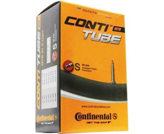 Continental MTB26 26 x 1,75-2,45 (47/62-559) DO MTB belső gumi, FV42 (42 mm hosszú szeleppel, presta)