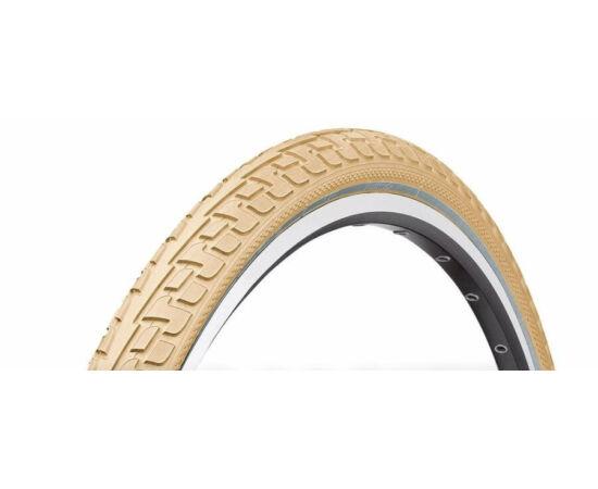 Continental Tour Ride 622-37 (700x35C) külső gumi (köpeny), defektvédett (Puncture Protection), krém színű, 66 TPI, 650g