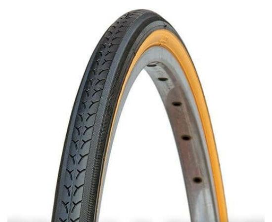 Vee Rubber VRB044 622-28 (700x28c) külső gumi, narancs oldalfalú, 600g