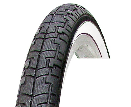 Vee Rubber VRB159 622-37 (700x35c) külső gumi, fehér oldalfalú, 550g