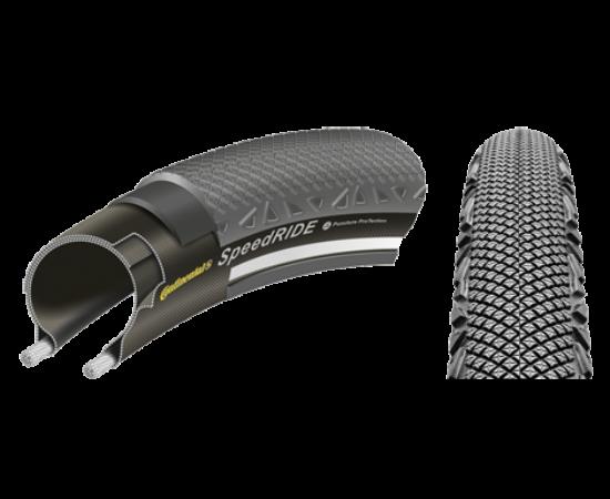 Continental Speed Ride 28 x 1,6 (42-622) külső gumi (köpeny), defektvédett (Puncture Protection), reflexcsíkos, 490g