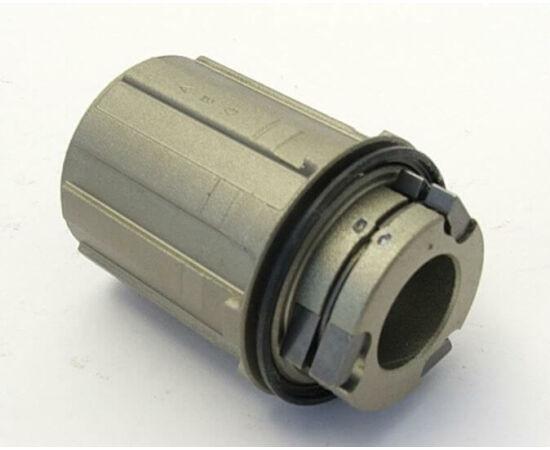 Novatec DH41SB 20 mm-es átütőtengely, csavaros, alumínium