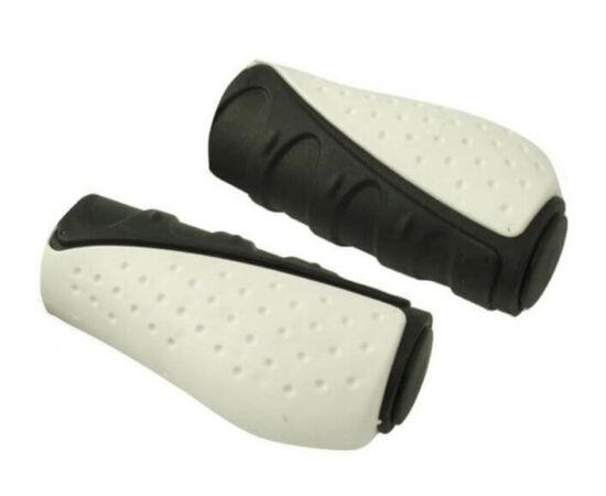 Velo ergonómikus markolat markolatváltóhoz, 92 mm, fekete-fehér