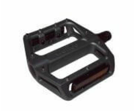 Spyral Botchy Pin alumínium platform pedál, cserélhető tüskékkel, szürke