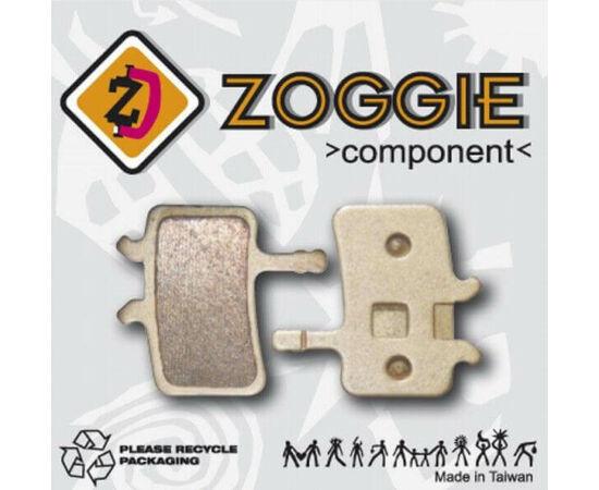 Zoggie fékbetét BB7 és Juicy tárcsafékhez, szinteres pofa